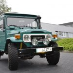 Toyota Land Cruiser J4