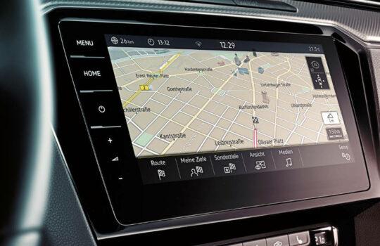 VW Discover Pro 2020 (MIB3)
